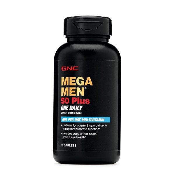 Mega Men® 50+ 每日维生素