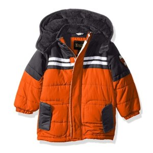 From $4.84 iXtreme Baby Boys Colorblock Expedition Puffer @ Amazon