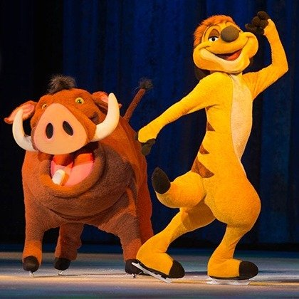 纽约冰上迪士尼表演 11月15-17日