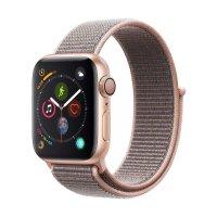 Apple Watch Series4 (GPS, 40mm) 粉砂色回环式运动表带