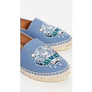 KenzoClassic Tiger Head 渔夫鞋