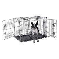 Petco 高级2门大型犬笼子
