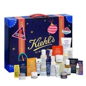 New Arrival! $70Kiehl's Limited Edition Skincare Advent Calendar @ Kiehl's