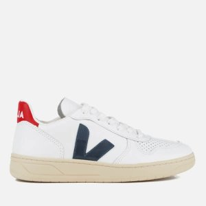 VejaV-10女士小白鞋