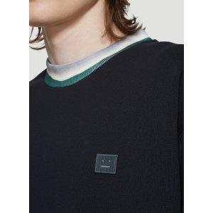 Acne Studios笑脸卫衣