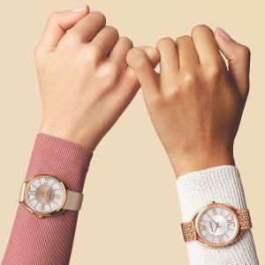 奥莱区5折起 满额送2重大礼今天截止:Swarovski 手表专场 半价入下一站是幸福宋茜同款