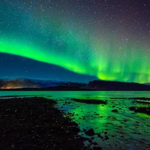 Today Only: From  $5497-Day Iceland Vacation with Hotel, Air, and Northern Lights Tour