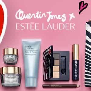 满$75送8件套(价值$142)Estee Lauder 全场护肤、化妆品热卖
