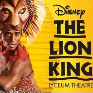 含手续费£42起The Lion King狮子王 经典音乐剧等候光临
