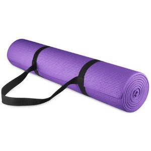 BalancefromBalanceFrom 1/4-inch Thick All Purpose High Density Non-Slip Yoga Mat with Carrying Strap