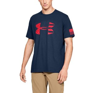 Amazon Under Armour Men's Freedom T-Shirt