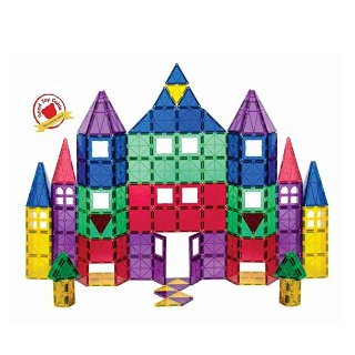 Playmags 3D Magnetic Blocks for Kids