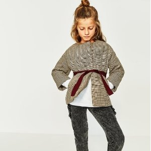Up to 75% OffSelect Kids Clothing @ Zara