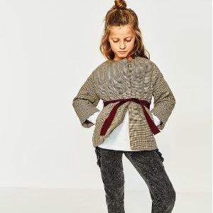 低至2.5折精选 时尚童装大促