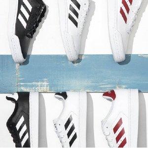 4.2折!经典黑白配色仅€29.99手慢无:Adidas Grand Court 板鞋逆天低价 板鞋中的战斗机