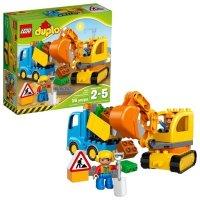 Lego 挖掘机 10812