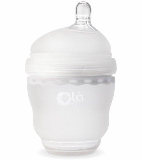 硅胶奶瓶 4盎司