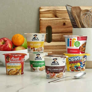 $11.99Quaker Breakfast Cup Variety Pack (12 Pack)
