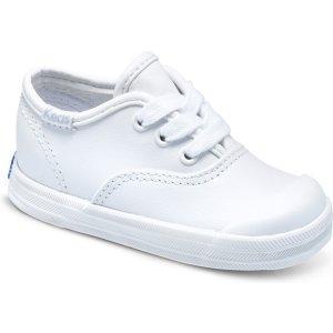 Keds封面小白鞋