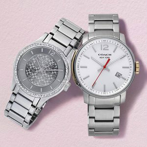 Up to 71% off Coach Watches @ Ashford