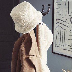 低至3折+额外8折 全场免邮黑五价:H&M官网 黑五大促来袭 好价收快时尚精选美衣