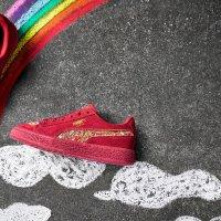 Puma 芝麻街合作款大童女鞋