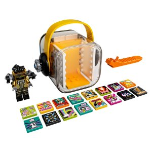 Lego嘻哈机器人 43107