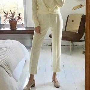 无门槛7.5折Club Monaco官网 半身裙、西裤等下装热卖