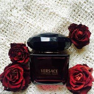 $43Versace Crystal Noir by Versace for Women - 3 Ounce EDT Spray