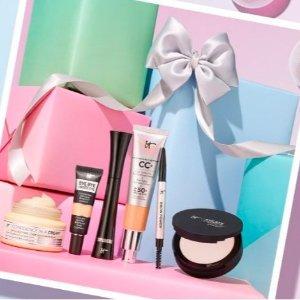 IT Cosmetics 全线彩妆护肤闪促 收圣诞超值套装