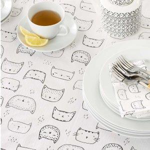 多尺寸小猫咪桌布