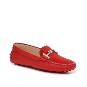 Tod's官网定价$645Gommini 豆豆鞋