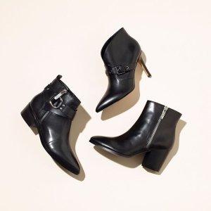额外7.5折Nine West 秋冬女士美靴热卖