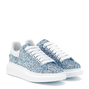 Alexander McQueen麦昆小白鞋