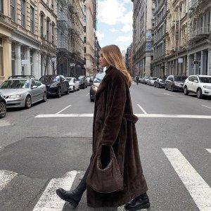 低至3折+额外8.5折THE OUTNET 大衣专场 Max Mara羊毛大衣$580