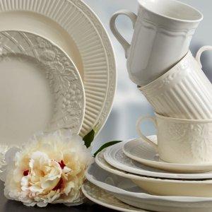额外8折Mikasa 全场餐具、家居装饰品年中大促