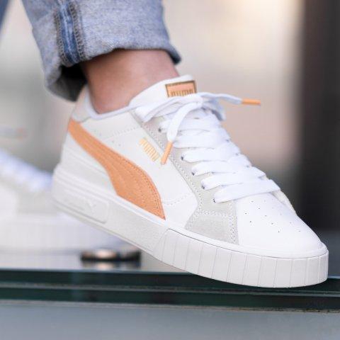 低至4折+额外7折 小白鞋YYDS上新:Puma 夏季百搭小白鞋 $48(原价$110)收封面同款