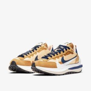 定价£159.95 4月29日发售Nike X sacai 新联名来了 橙紫、蓝棕两双新配色再发力