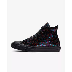 2af6339cf ConverseChuck Taylor All Star Holiday Scene Sequin High Top Women s Shoe .  Nike.com.  52.97  70.00. Converse Chuck ...