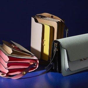 7.5折+定价优势 BBR直减$568Monnier Frères 大牌包袋、鞋履热卖 新款Marni也参加