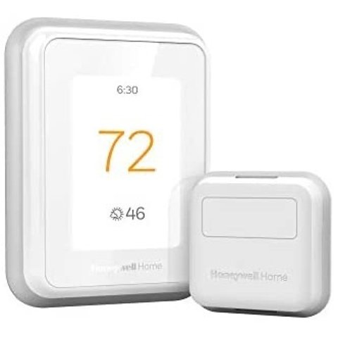 Honeywell Home T9 WIFI Smart Thermostat with 1 Smart Room Sensor