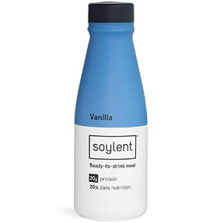 $27.79Soylent Meal Replacement Shake, Vanilla, 14 Oz Bottles, 12 Pack