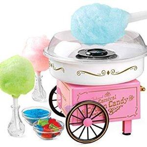 $22.49(原价$39.99)Nostalgia 复古系列棉花糖机