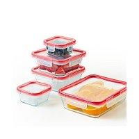 Pyrex 10件玻璃保鲜盒