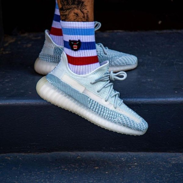 """Yeezy Boost 350 V2 """"Cloud White - Reflective"""""""