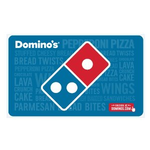 $42.99Domino's Pizza $50 Gift Card Offer