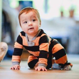 $10起 新生儿、敏感肌宝宝适用Burt's Bees Baby 儿童万圣节系列有机棉睡衣特卖