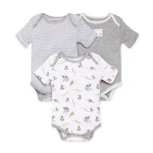 Burt's Bees Baby婴幼童有机棉包臀衫套装