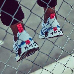 低至5折+额外7折+包邮NMD系列潮服潮鞋再降价 $56起收
