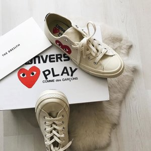 Dealmoon Double's Day Exclusive!20% off Comme Des Garcons Play @The Dreslyn